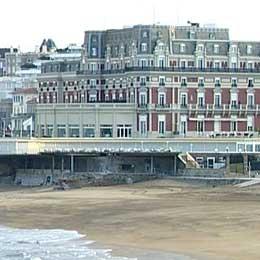 Hôtel le Palais Biarritz